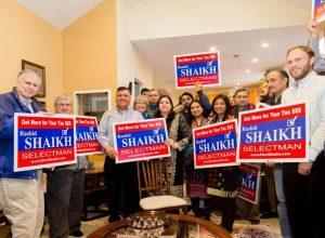 Rashid Shaikh Election