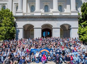 San Diego Muslim Day at the Capitol